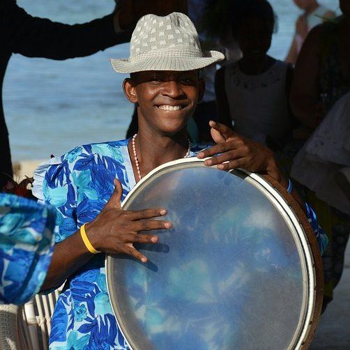 Séga - mauritische Klänge, die jeden berühren