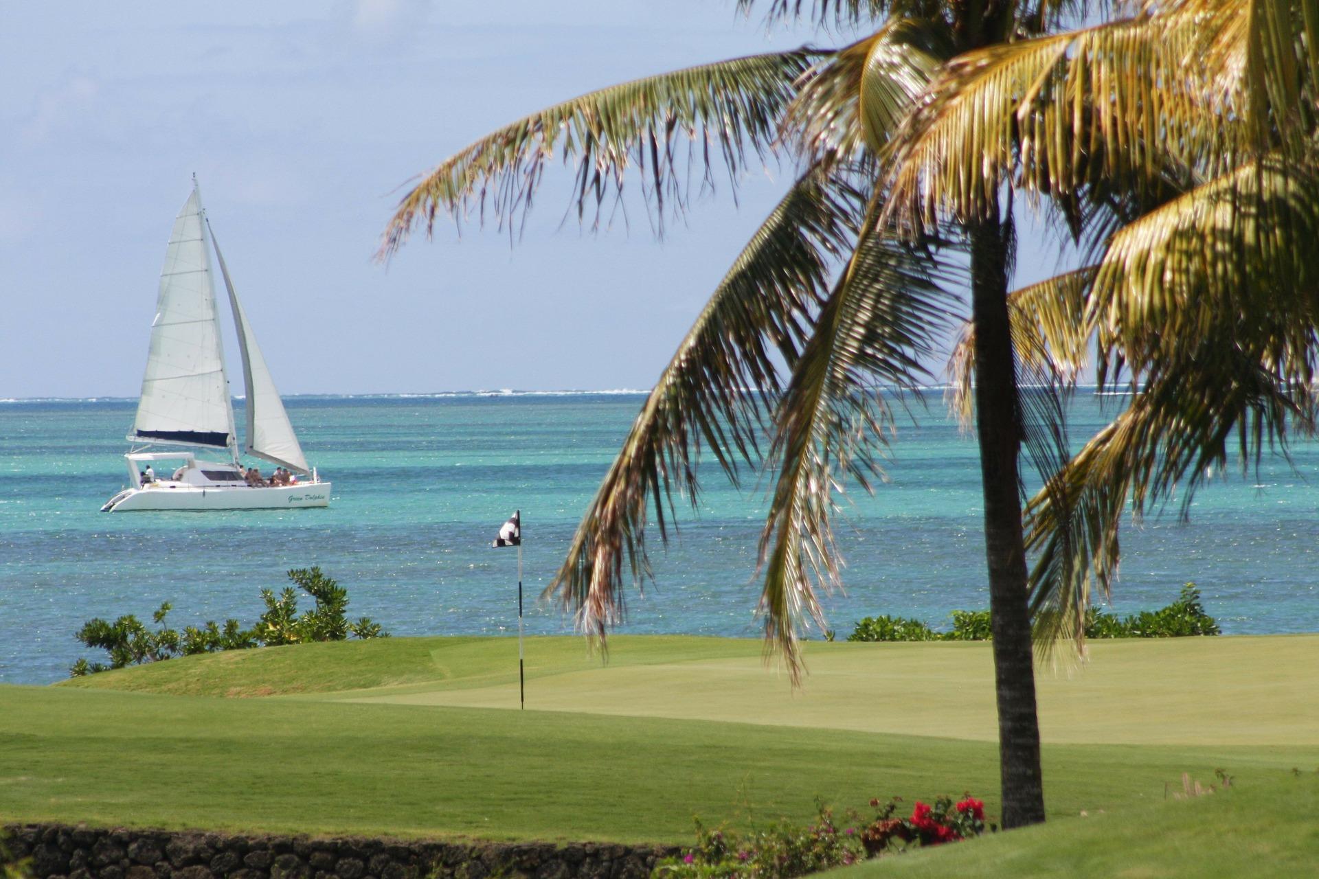 Der Osten von Mauritius
